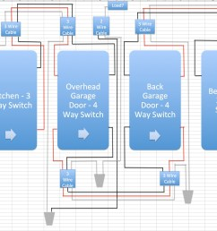 ge z wave 4 way switch wiring diagram [ 2602 x 1870 Pixel ]