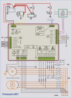 Generac 100 Amp Automatic Transfer Switch Wiring Diagram