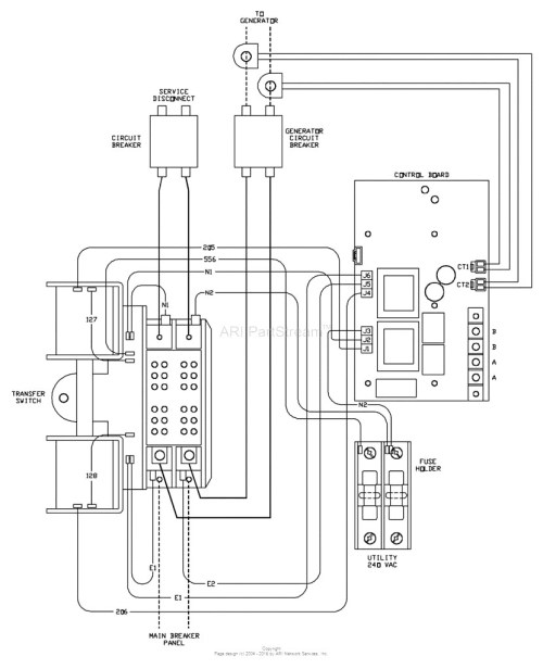 small resolution of generac 200 amp automatic transfer switch wiring diagram free