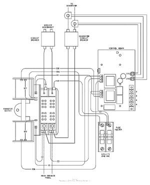 Generac 200 Amp Transfer Switch Wiring Diagram | Free