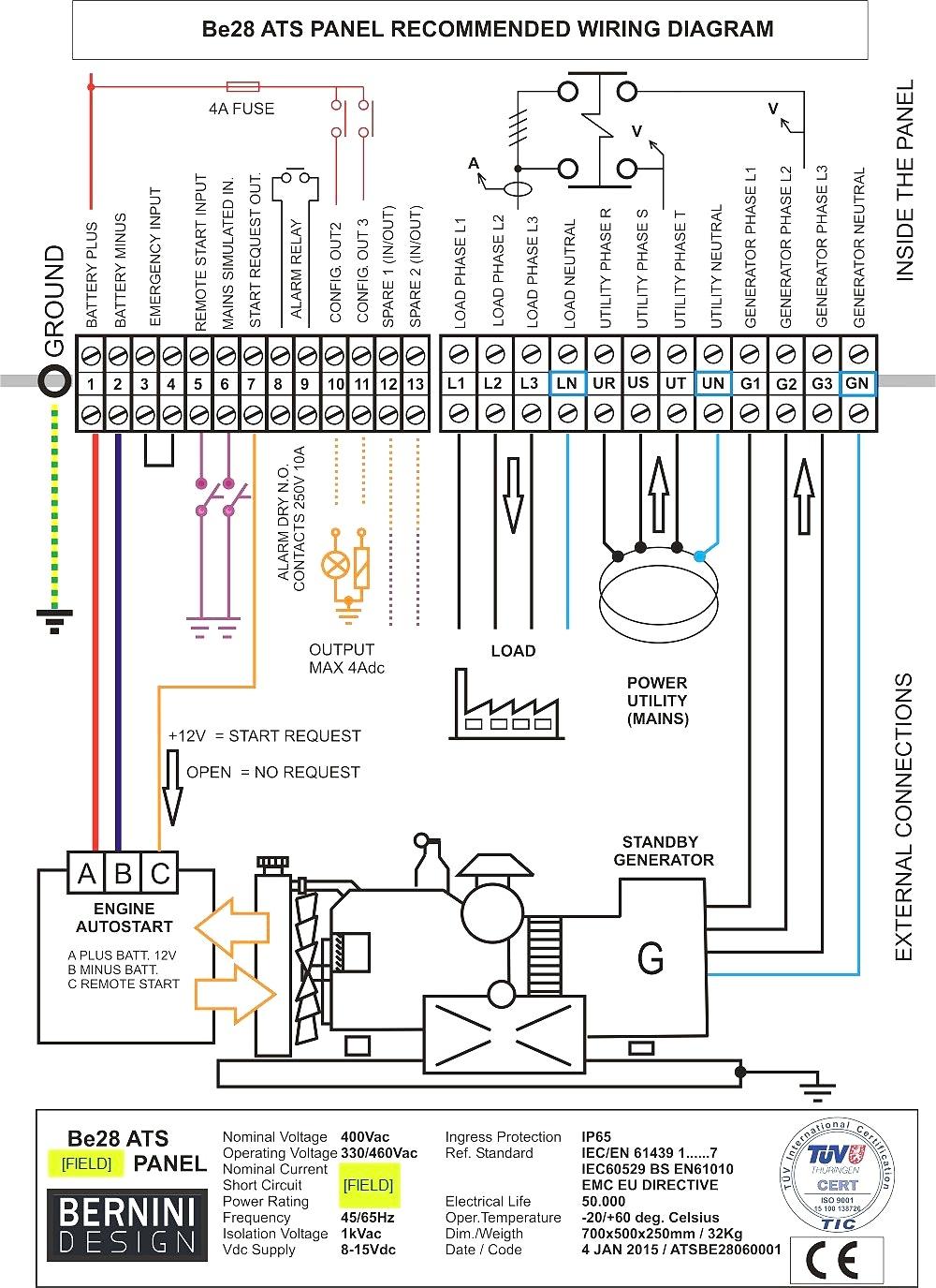hight resolution of generac generator wiring diagram