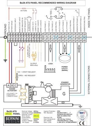 Generac Generator Wiring Diagram | Free Wiring Diagram