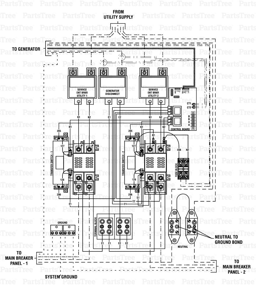 Mower 17hp Kawasaki Sn 74300017439999 Engine Deck Wiring ... on