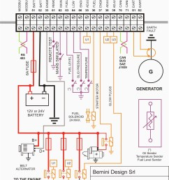 generator wiring diagram and electrical schematics pdf [ 2387 x 3295 Pixel ]