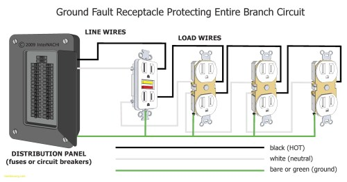 small resolution of gfci outlet with switch wiring diagram wiring diagram for a switch controlled gfci receptacle inspirationa