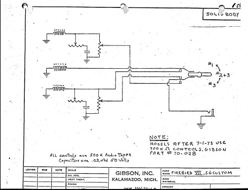 small resolution of gibson firebird wiring diagram wiring diagram for gibson sg save schematics 19g