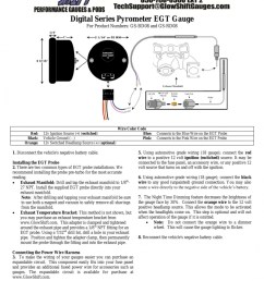 glowshift boost gauge wiring diagram glowshift boost gauge wiring diagram luxury luxury sunpro temp gauge [ 800 x 1036 Pixel ]