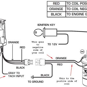 Gm Hei Distributor Wiring Schematic | Free Wiring Diagram