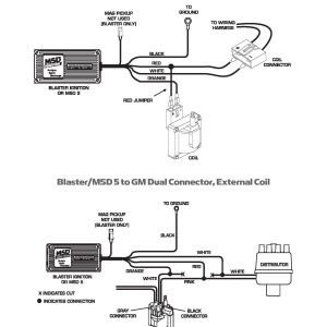 Gm Hei Distributor Wiring Schematic | Free Wiring Diagram