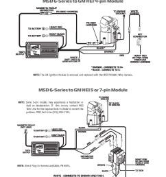 gm hei distributor wiring schematic msd hei distributor wiring diagram wire center 1s [ 1675 x 2175 Pixel ]