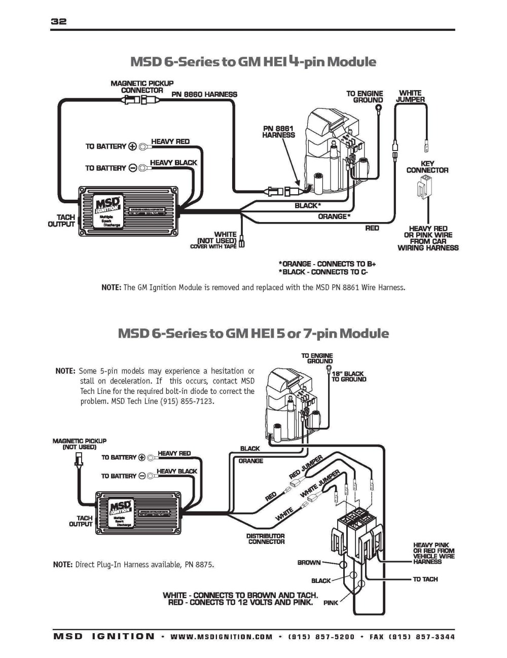medium resolution of gm hei distributor wiring schematic msd hei distributor wiring diagram wire center 1s