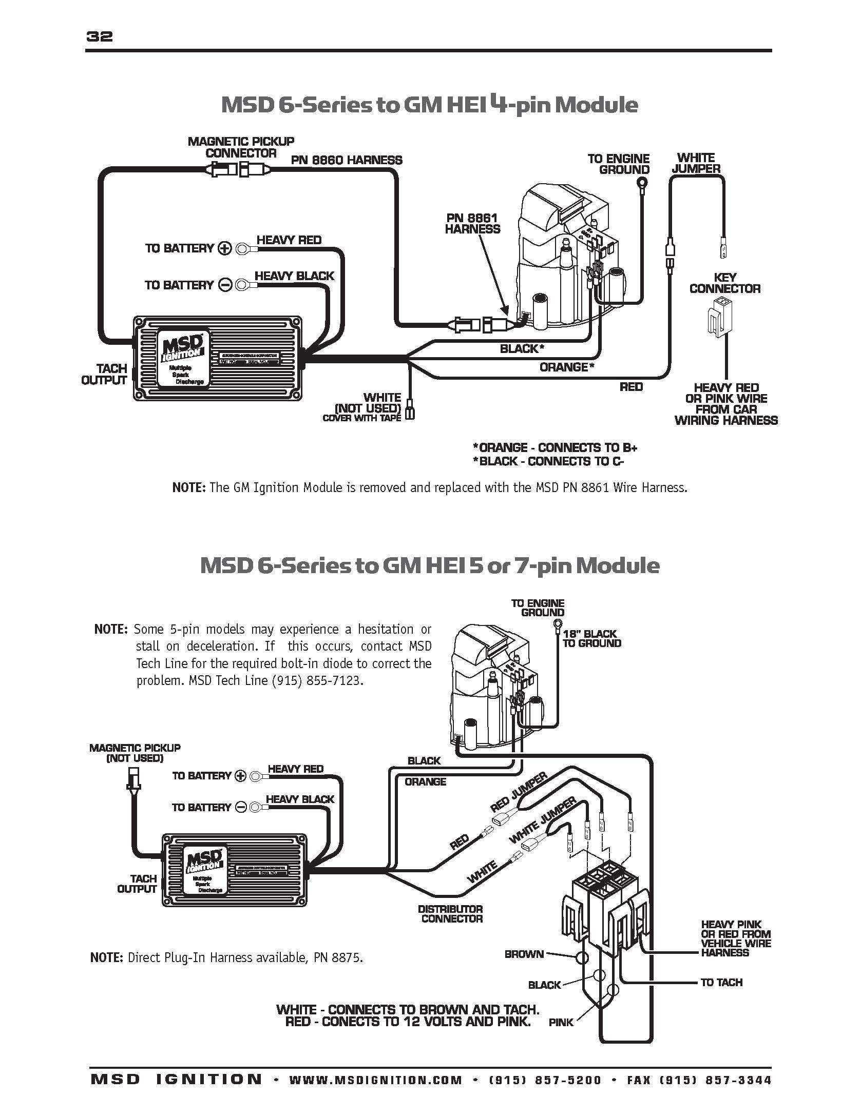 hight resolution of gm hei distributor wiring schematic msd hei distributor wiring diagram wire center 1s