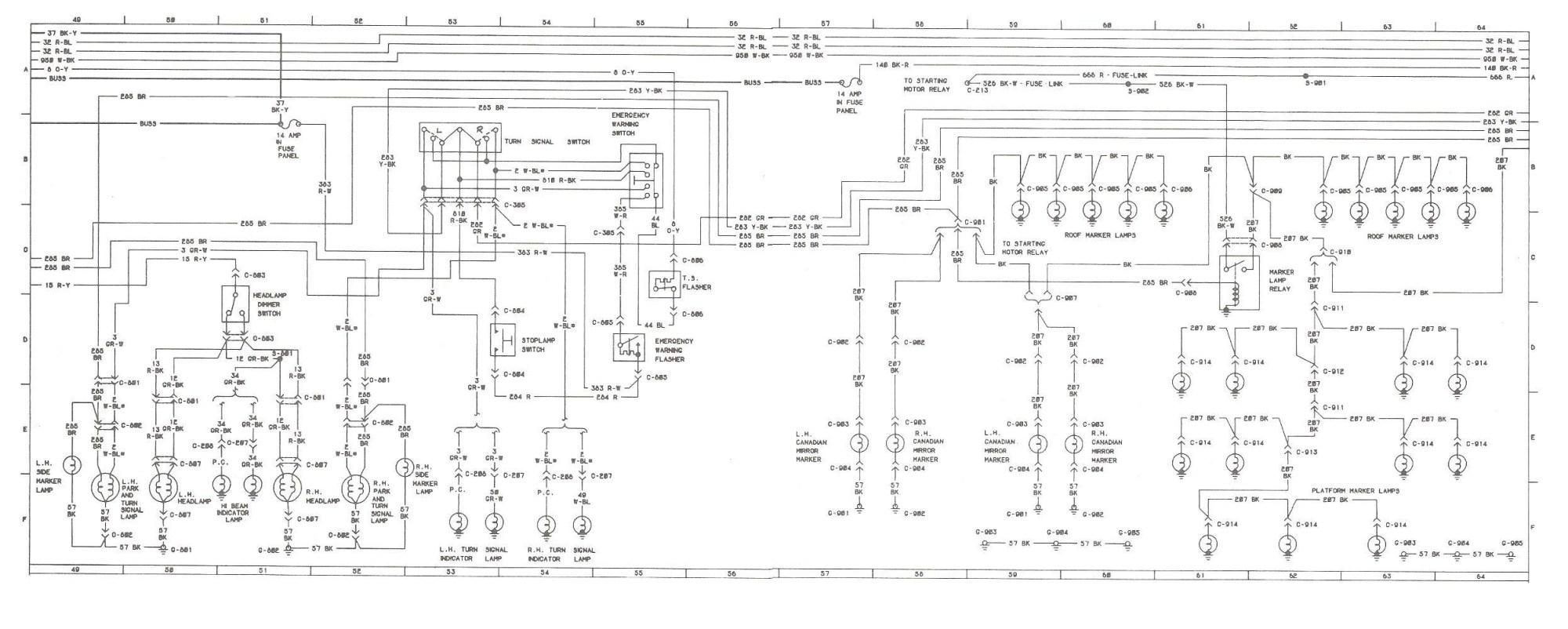 hight resolution of gm steering column wiring schematic 73 ford f 250 wiring diagram wire center u2022 rh