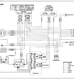 golf cart solenoid wiring diagram [ 2925 x 1983 Pixel ]