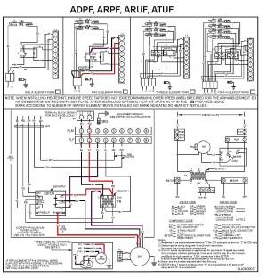 Goodman Ac Wiring Diagram   Free Wiring Diagram
