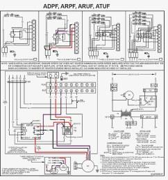 goodman air handler wiring diagram goodman air handler wiring diagram for ar61 1 example electrical [ 950 x 990 Pixel ]