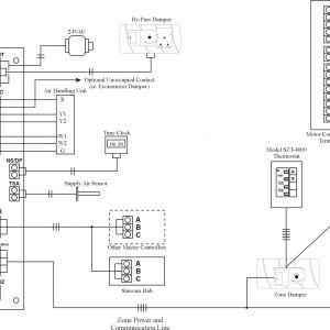 Goodman Furnace thermostat Wiring Diagram   Free Wiring