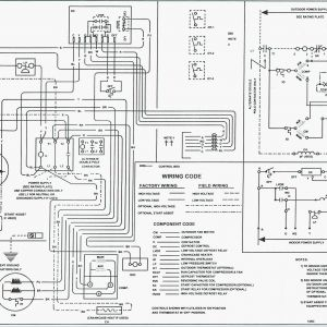 Goodman Gas Furnace Wiring Diagram | Free Wiring Diagram