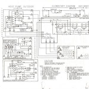 Ameristar Air Handler Wiring Diagram Goodman Heat Pump Air Handler Wiring Diagram Free Wiring