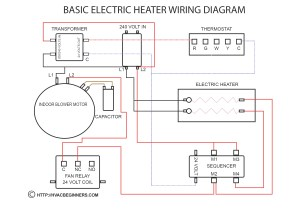 Goodman Heat Pump Low Voltage Wiring Diagram | Free Wiring
