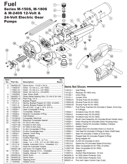 small resolution of gpi fuel pump wiring diagram ponent tuthill transfer pump wiring diagram fill rite fuel recessed