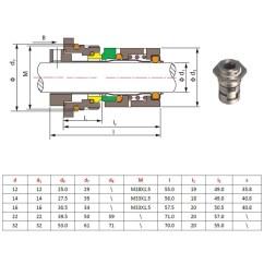 Grundfos Submersible Pump Wiring Diagram 3 Pin Rocker Switch Free Fresh Gogoal Mechanical Seal Cr Shaft