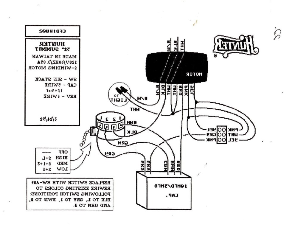 medium resolution of hampton bay ceiling fan chain switch wiring diagram