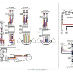 harley davidson tail light wiring diagram [ 1103 x 719 Pixel ]