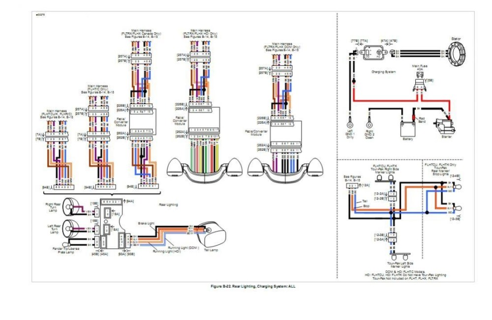 medium resolution of harley davidson tail light wiring diagram