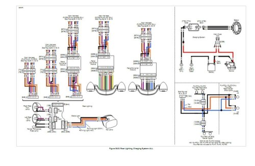 small resolution of harley davidson tail light wiring diagram