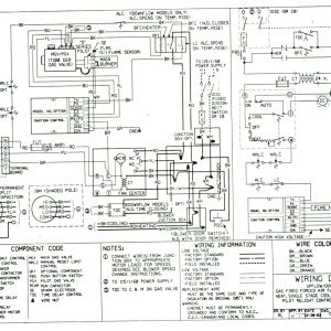 Electric Circuit Diagram For Trane Furnace. Diagram