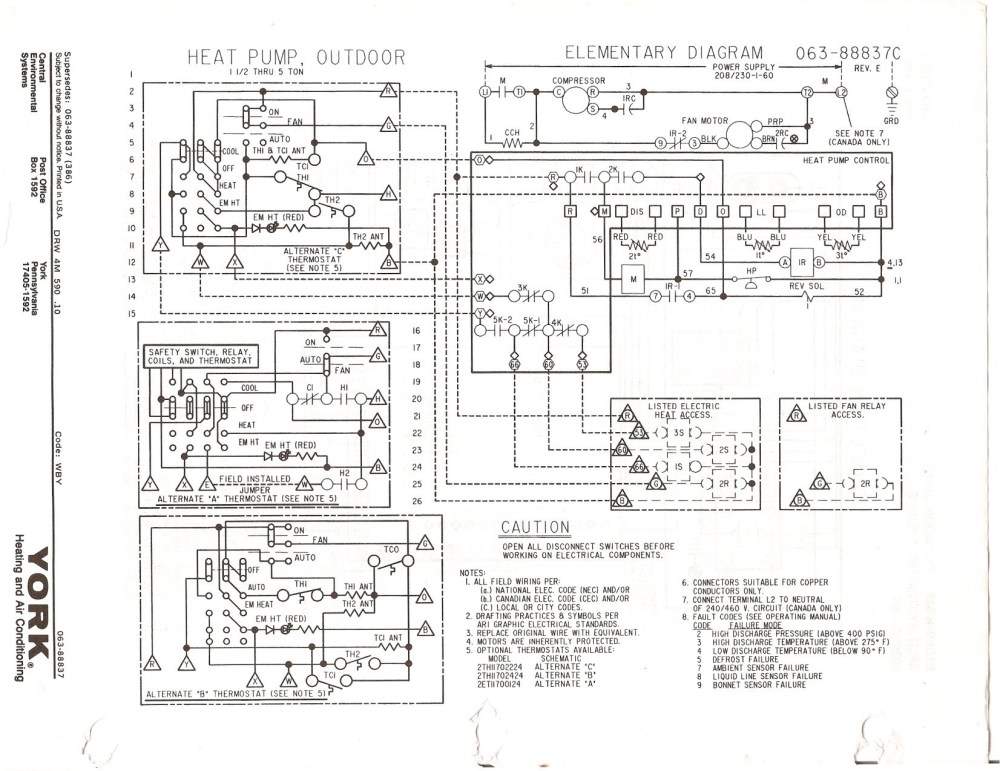 medium resolution of trane heat strip wiring diagram wiring diagram generalheil wiring diagrams wiring diagrams electric furnace sequencer wiring