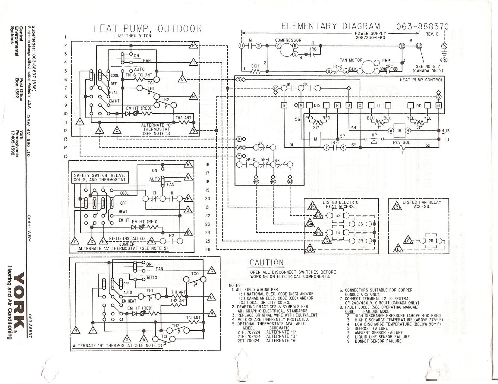 hight resolution of trane heat strip wiring diagram wiring diagram generalheil wiring diagrams wiring diagrams electric furnace sequencer wiring