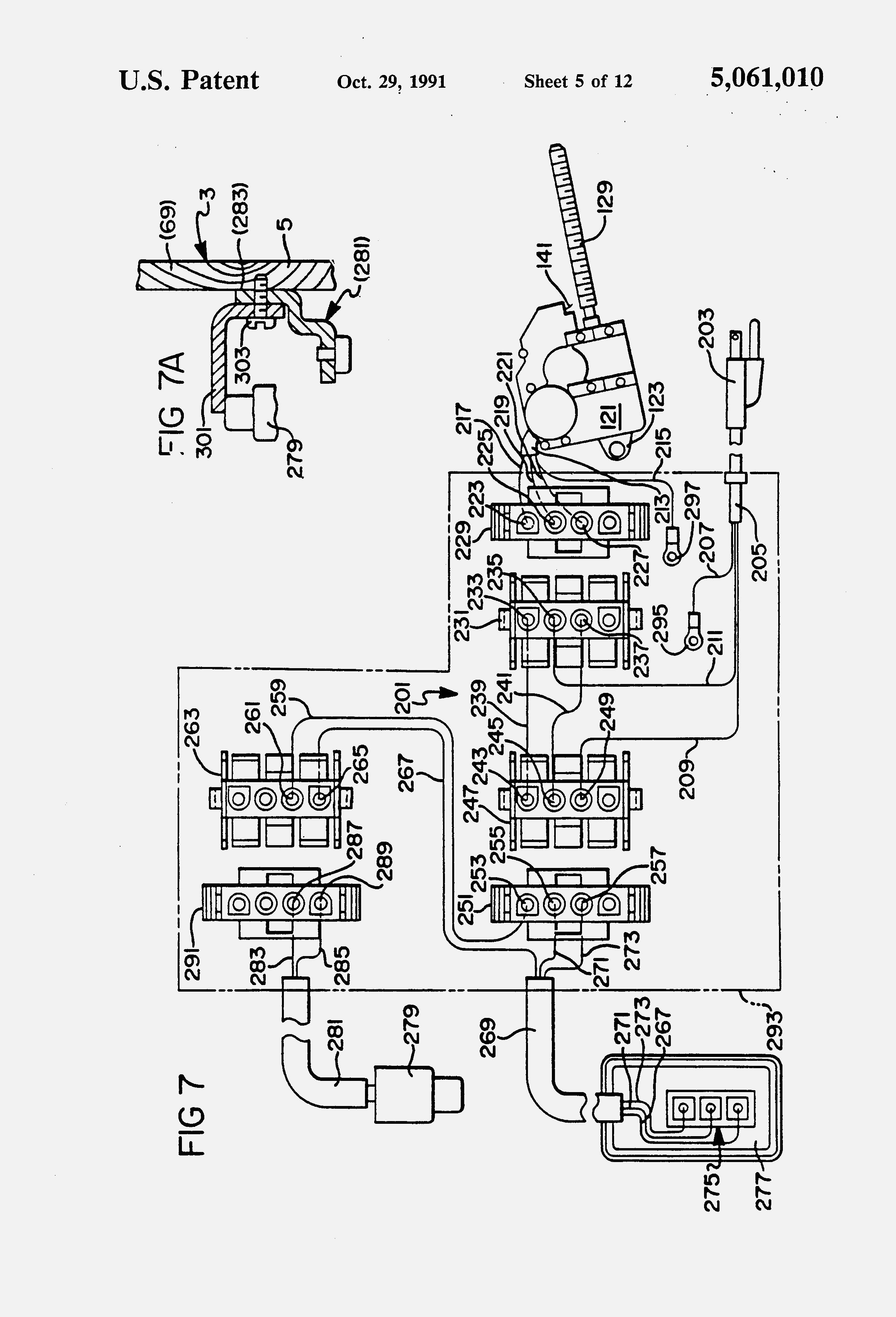 crane motor diagram