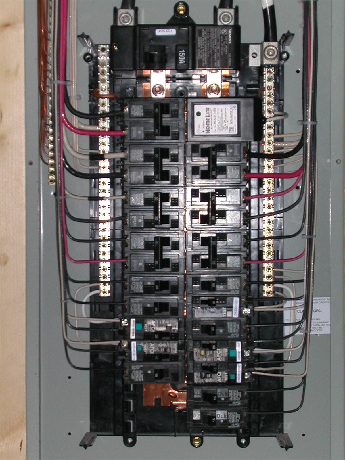 Gfi Circuit Breaker Wiring Diagram Free Download Wiring Diagrams