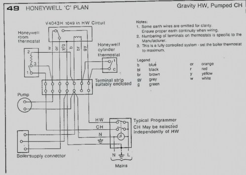 small resolution of honeywell burner control wiring diagram