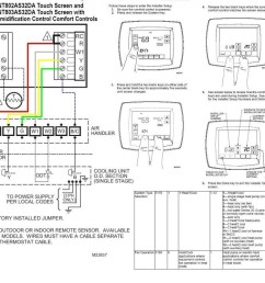 honeywell rth2300 rth221 wiring diagram free wiring diagram on trane heat pump thermostat wiring diagram  [ 1024 x 801 Pixel ]