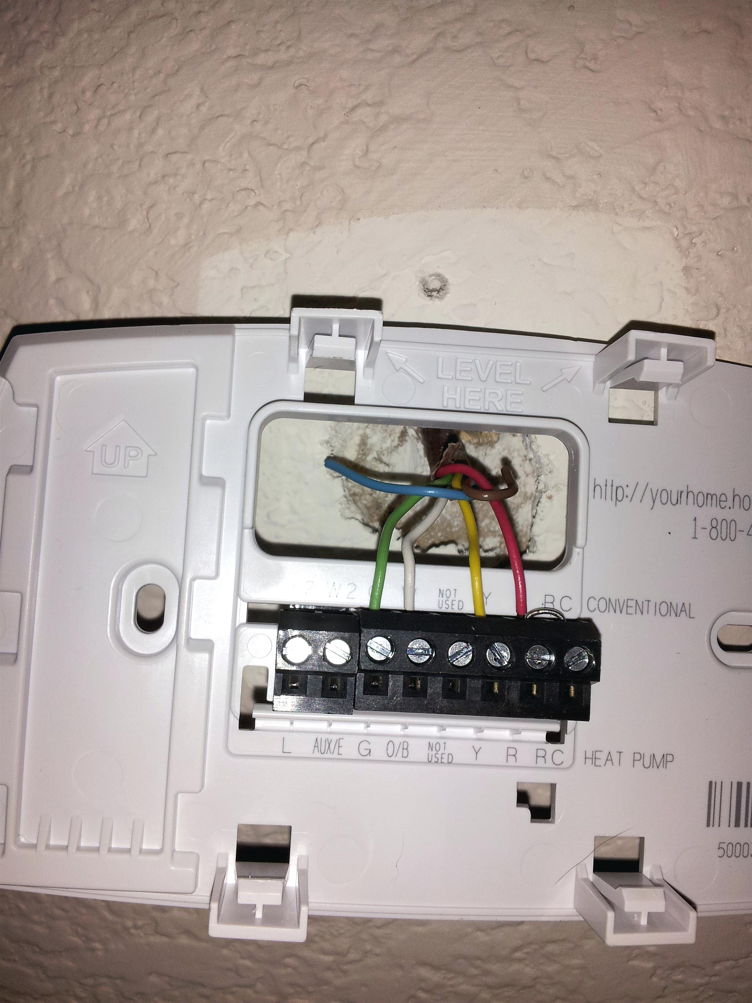 wiring diagrams on your home honeywell thermostat wiring heat pump here is a diagram of the wiring before the old thermostat wiring diagrams on your home honeywell thermostat wiring heat pump