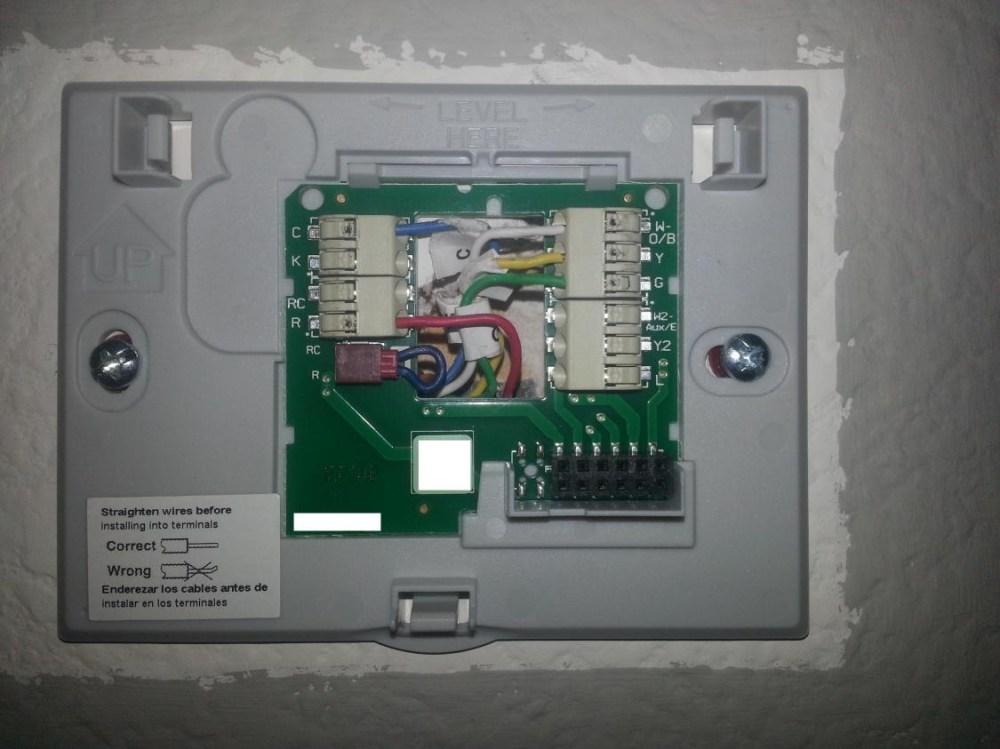 medium resolution of honeywell wifi smart thermostat wiring diagram