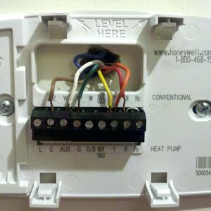 Honeywell Wifi Smart thermostat Wiring Diagram | Free