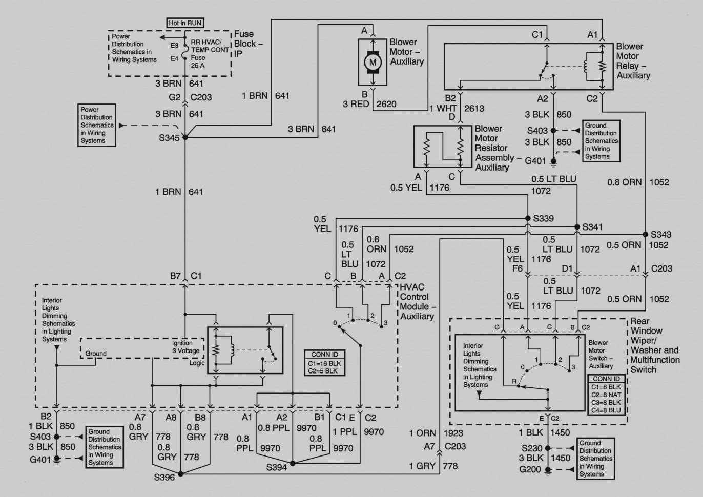 residential ac wiring