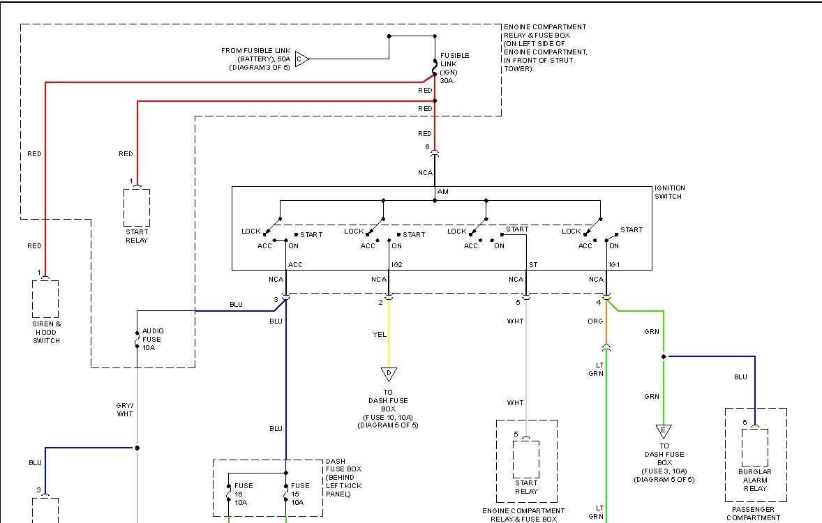 hight resolution of hyundai accent radio wiring diagram
