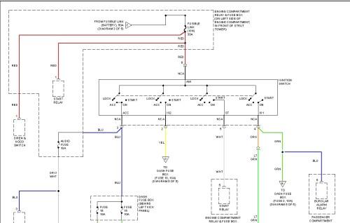 small resolution of hyundai accent radio wiring diagram