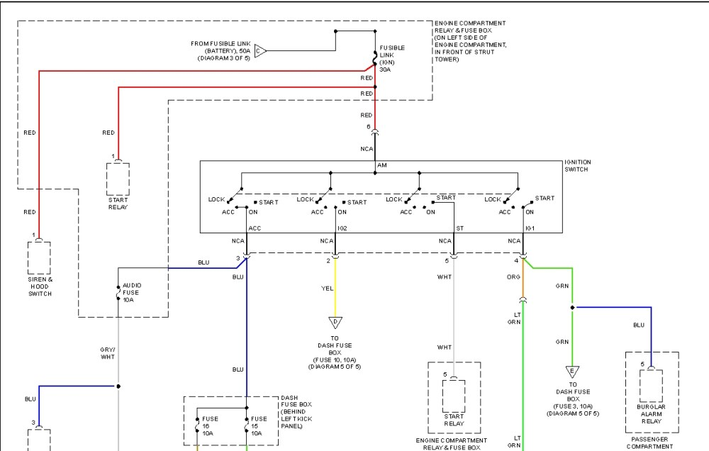 medium resolution of hyundai elantra radio wiring diagram