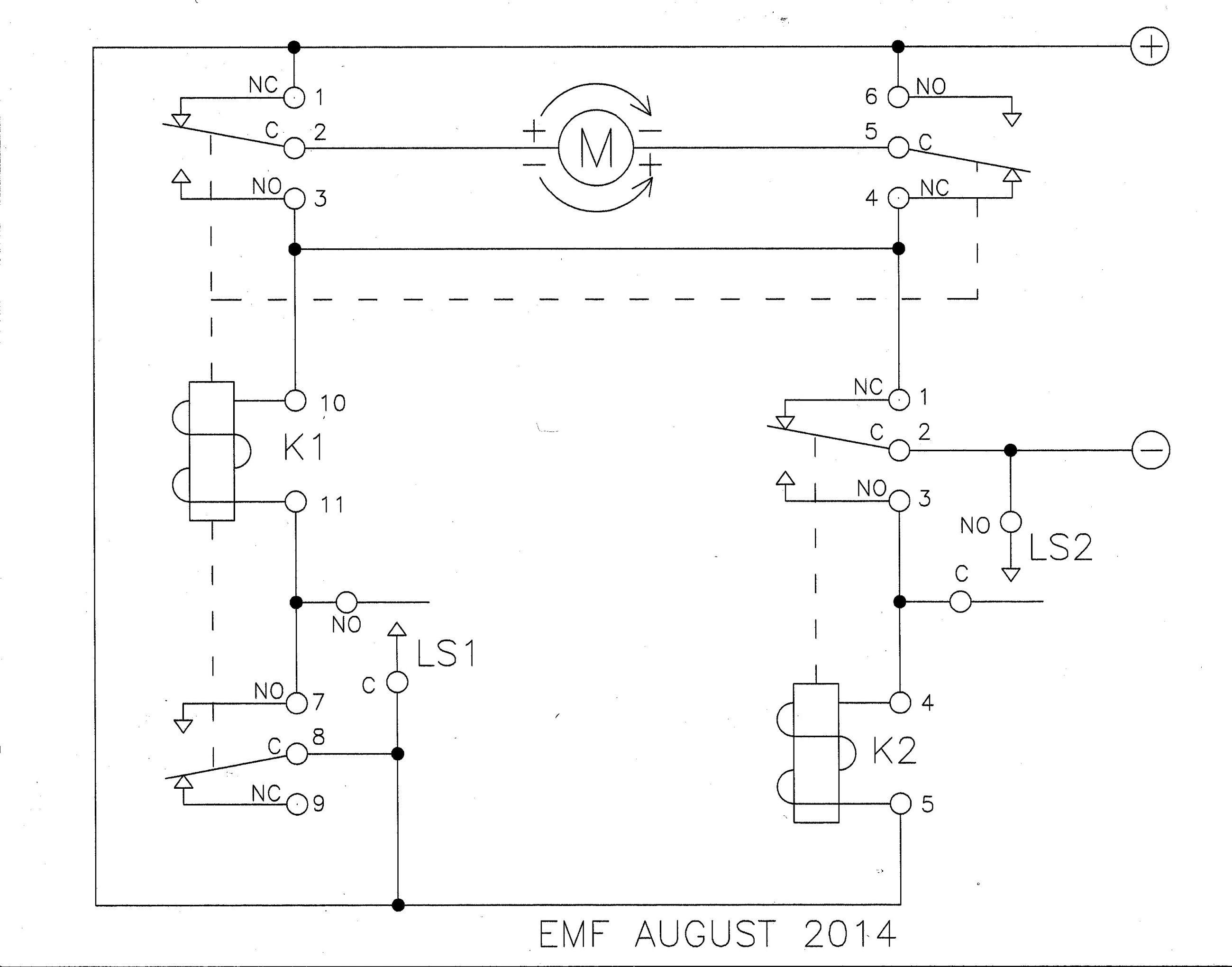 Top 10 Punto Medio Noticias | Dpdt Relay Schematic Symbol Nc Relay Wiring Diagrams on