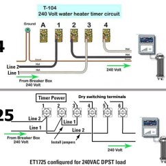 Wiring Diagram For 240v Photocell Plant Animal Cell Venn Intermatic Timer Model T102 240 Volt Diagrams U2022intermatic Digital