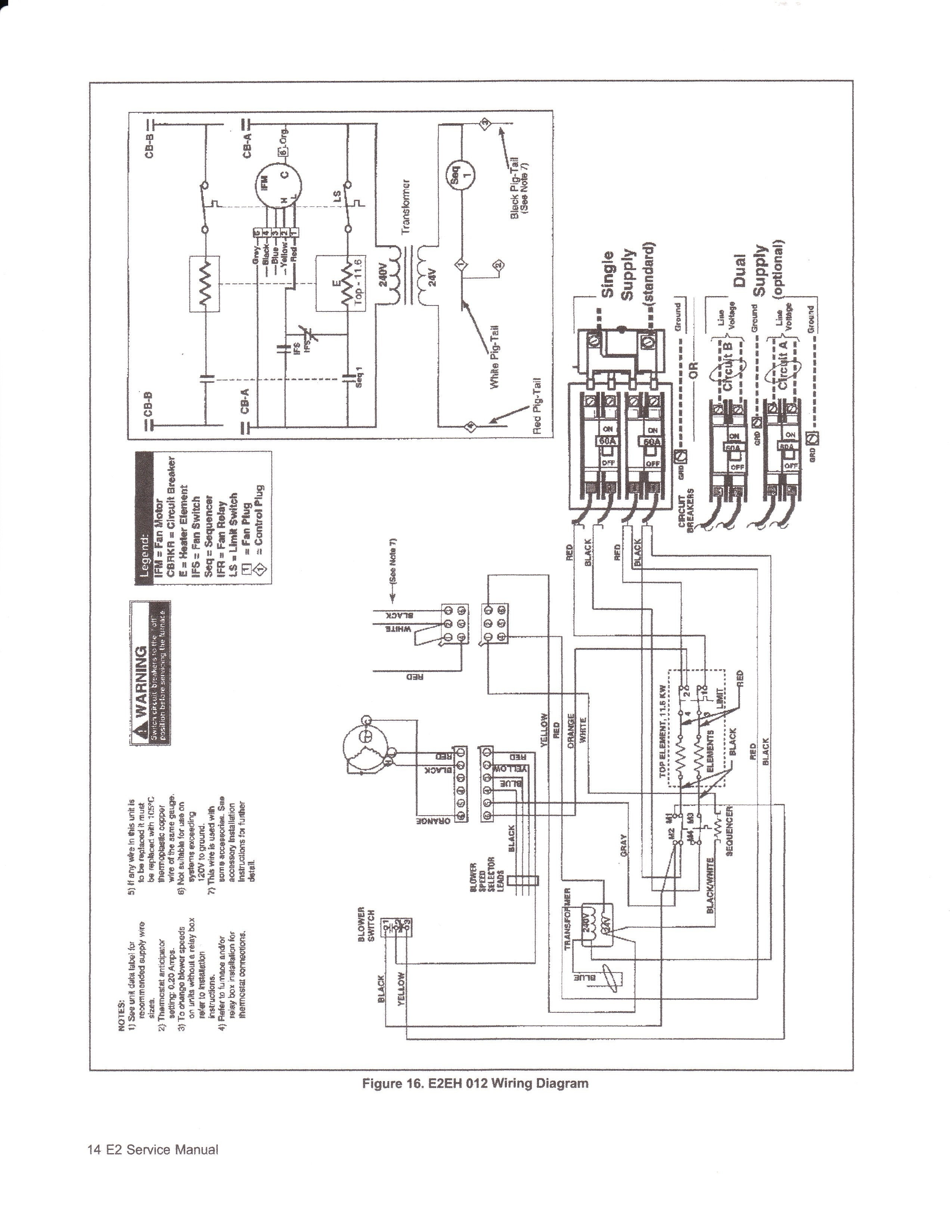 Ac Unit Schematics