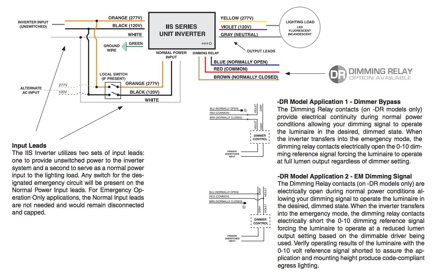 iota i 24 emergency ballast wiring diagram lion skeleton free