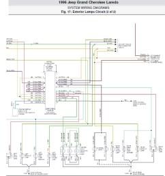 jeep grand cherokee wiring diagram [ 1499 x 1600 Pixel ]