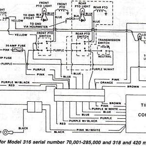 John Deere 318 Wiring Diagram   Free Wiring Diagram